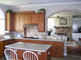 Kitchen Design Plus Furniture Rustic Kitchen Design With Rta Cabinets And Corian