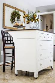 Repurposed Kitchen Island Make It Your Style Kitchen Island Alternatives Using Repurposed
