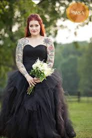 black wedding 25 black wedding dresses