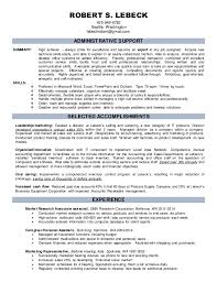 Clerical Resumes New Clerical Resume In Word 2013