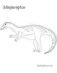 megaraptor kids dig dinos