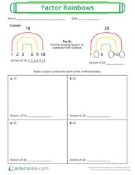 4th grade multiplication worksheets u0026 free printables page 2
