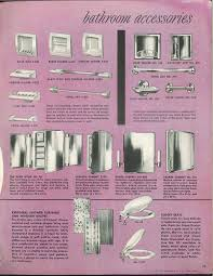 Vintage Bathroom Accessories 24 Pages Of Vintage Bathroom Design Ideas From Crane 1949