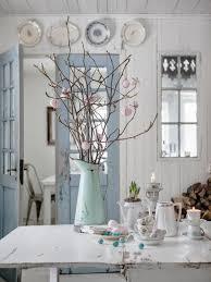 Blue Shabby Chic Kitchen by Foto Carina Olander Av Mig Och Carina Olander I Detta Nr Av Hus