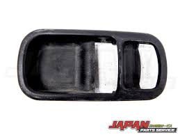nissan skyline interior 89 94 nissan skyline r32 left side interior door handle trim