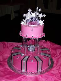 sweet 16 cakes princess sweet 16 cake dessert works