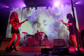 hair band concerts bay area review first aid kit delivers metoo anthem and much more