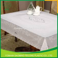 Fitted Oval Vinyl Tablecloths Printed Vinyl Tablecloth Printed Vinyl Tablecloth Suppliers And