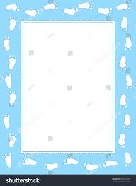 Border Design For Baby Boy