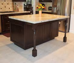 legs for kitchen island kitchen island on legs interior design