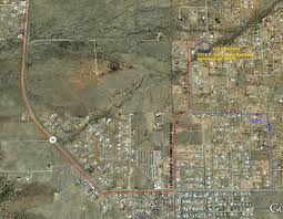 Map Of Tucson Hao Vu