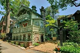 Gothic Revival Home 1871 Gothic Revival Mt Tabor Nj 279 900 Old House Dreams