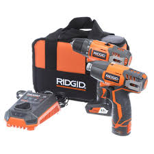 home depot black friday sale rigid ridgid 12 volt hyper lithium ion drill driver and impact driver