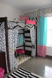 Loft Bed Designs For Teenage Girls Best 20 Loft Bed Curtains Ideas On Pinterest Loft Bed