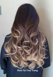 ambra hair high contrast ombre ombre hair