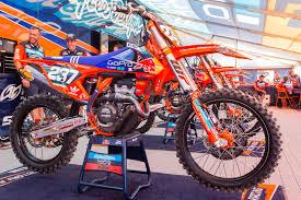 red bull racing motocross troy lee designs red bull ktm vital mx pit bits 2016 mxgp of