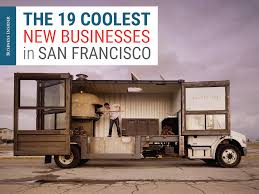 coolest new businesses in san francisco business insider