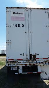 1978 stoughton 48 foot semi trailer 3 000 u2022 warehouse options