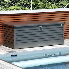 outside storage bin outdoor patio storage containers outdoor patio