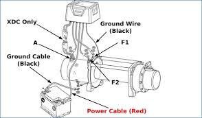 warn winch wireless remote wiring diagram dogboi info