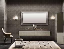 milldue four seasons 02 agata leather luxury italian bathroom vanities