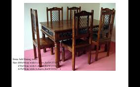 Jali Dining Table And Chairs Hazaraenterprise Ltd Dinning Table With Chairs