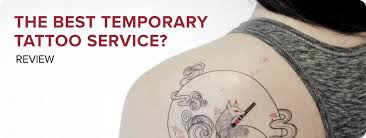 the best temporary tattoo a review of online services