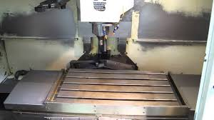 fadal 3020ht cnc vertical machining center w 4th axis drive and
