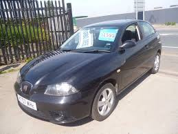 seat ibiza reference sport tdi 3 door hatchback fsh 2 previous