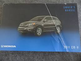 2011 cr v owners manual 2011 honda cr v owners manual amazon com