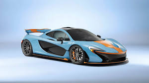 orange mclaren price mclaren p1 revealed in retro gulf livery auto express