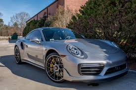 silver porsche a gt silver porsche 991 2 turbo s looking the way it was intended