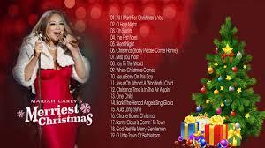 merry christmas greatest hits mariah carey album 2018