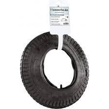 chambre à air pneu et chambre à air pour roue de brouette haemmerlin diamètre 400 mm