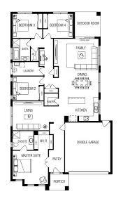 delta 25s kingston by metricon price floorplans facades