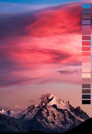pink color shades shades of nature album on imgur
