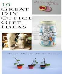 10 great diy office gift ideas ideas office gifts