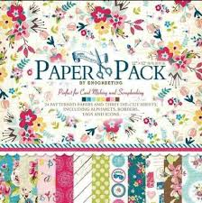 Scrapbook Paper Packs Eno Greeting Scrapbook Paper Pack At Rs 180 Abdul Rehman