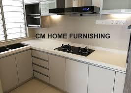 kitchen cabinet modern design malaysia custom made solid wood kitchen cabinet malaysia supplier