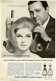 Makeup Artist Handbook Clairol 1965 Hair And Makeup Artist Handbook