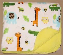 Circo Owl Crib Bedding Fisher Price Rainforest Animal Green Baby Blanket Tiger Leaves