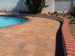 ocean pavers pool deck pavers installation orange county