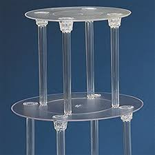4 tier cake stand 4 tier wedding cake stand divider set cake stands