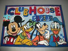 Mickey Mouse Rugs Carpets Disney Kids And Teens Rug Ebay