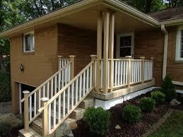 front porch railings home depot u2014 jbeedesigns outdoor good