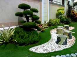 landscape home landscape design outstanding green and white