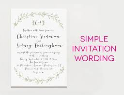 wedding invitation sle wording awesome wedding invitation wording by child in wedding