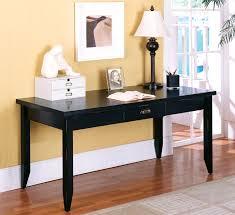 black gaming desk black writing desk as must have u2013 laluz nyc