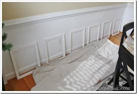 installing wainscoting simple pictures tutorials and picture