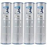 425 Square Feet Amazon Com Waterway 570 0425 07 Crystal Water Cartridge Filter